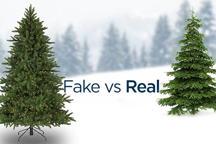 Real Vs. Artificial Christmas Trees. Which Is Greener