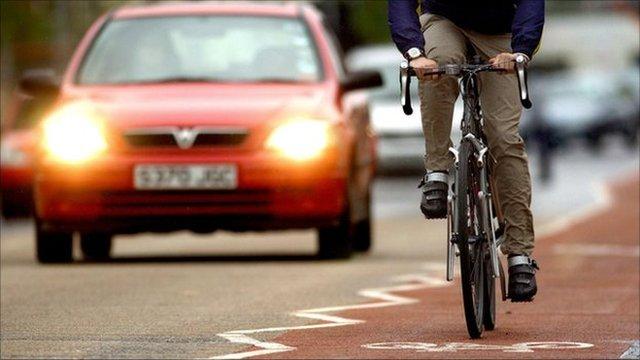 Bike-vs-car